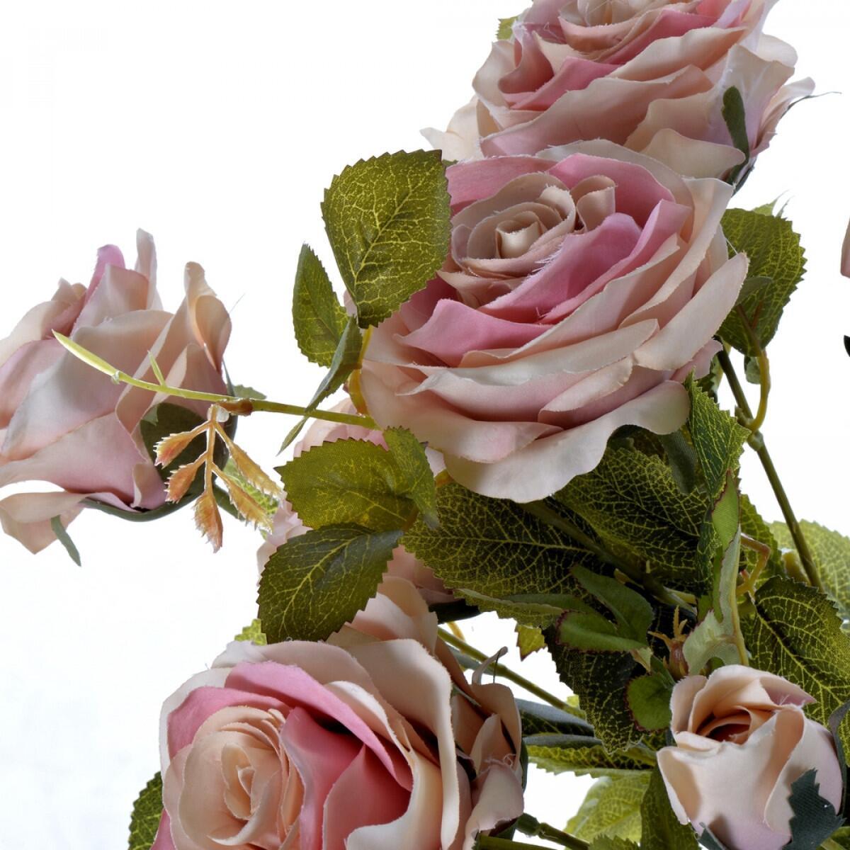 Buque de Rosa Diana Rosê Mesclado