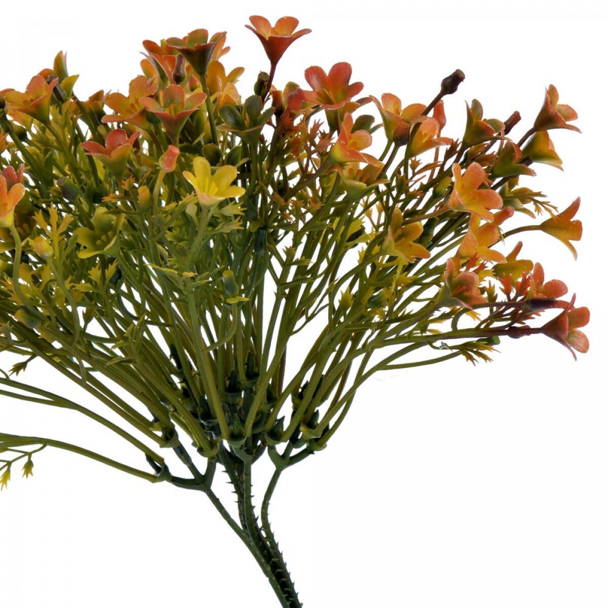 mini-flores-laranja-com-6-galhos
