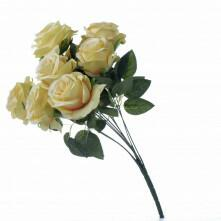 Buquê de Rosa Amarela com 9 Galhos